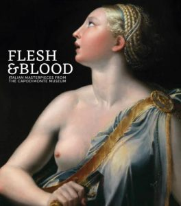 Cover of the Flesh & Blood Catalogue